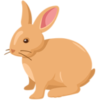 Facebook Emoji 🐇 - Rabbit Messenger