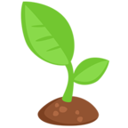 Emoji para Facebook 🌱 - Seedling Messenger