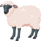 🐑 Facebook / Messenger «Ewe» Emoji - Messenger Application version