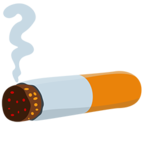 🚬 Facebook / Messenger Cigarette Emoji - Facebook Messenger