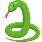 🐍 Facebook / Messenger Snake Emoji - Facebook Messenger