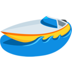 🚤 Facebook / Messenger Speedboat Emoji - Facebook Messenger