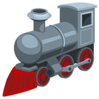 🚂 Facebook / Messenger Locomotive Emoji - Facebook Messenger