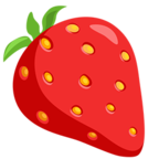 🍓 Facebook / Messenger «Strawberry» Emoji - Messenger Application version