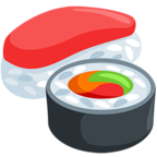 🍣 Facebook / Messenger «Sushi» Emoji - Messenger Application version