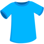 👕 Facebook / Messenger T-Shirt Emoji - Facebook Messenger