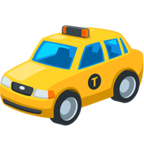 🚕 Taxi Emoji para Facebook / Messenger - Facebook Messenger