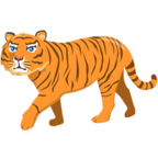 🐅 Facebook / Messenger «Tiger» Emoji - Messenger Application version