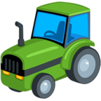 🚜 Facebook / Messenger «Tractor» Emoji - Messenger Application version