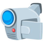 📹 Facebook / Messenger Video Camera Emoji - Facebook Messenger