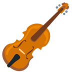 🎻 Facebook / Messenger «Violin» Emoji - Messenger Application version