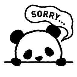 Les 1 600 pandas Facebook sticker #7