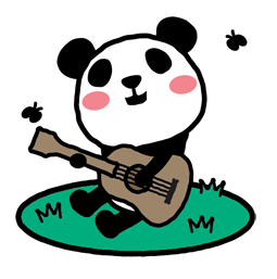 Les 1 600 pandas Facebook sticker #11