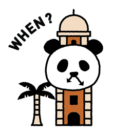 Les 1 600 pandas Facebook sticker #18