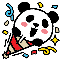 Facebook 1600 Pandas Tour 2 stickers