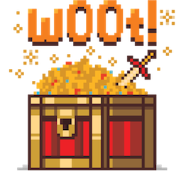 8-Bits of Awesome Facebook sticker #3