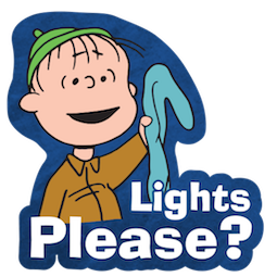 La navidad de Charlie Brown Facebook sticker #10