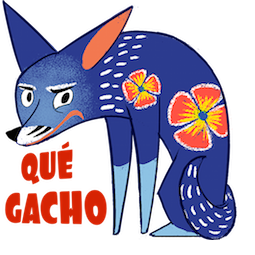 Amigos Alebrijes Facebook sticker #1