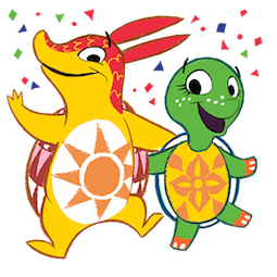 Amigos Alebrijes Facebook sticker #2