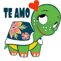 Amigos Alebrijes Facebook sticker #4