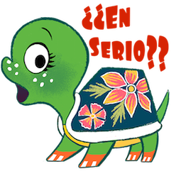 Amigos Alebrijes Facebook sticker #5