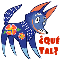 Amigos Alebrijes Facebook sticker #6