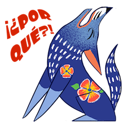 Amigos Alebrijes Facebook sticker #11