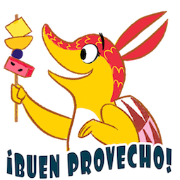 Amigos Alebrijes Facebook sticker #14