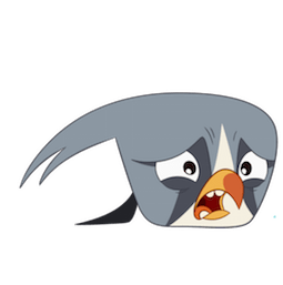 Angry Birds Facebook sticker #28