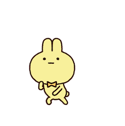 Annoying Rabbits Facebook sticker #5