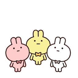 Annoying Rabbits Facebook sticker #6