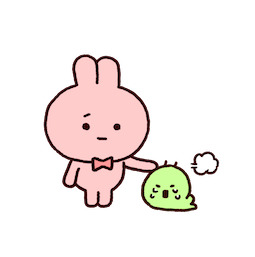 Annoying Rabbits Facebook sticker #8