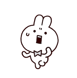 Annoying Rabbits Facebook sticker #9