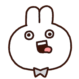 Facebook / Messenger Annoying Rabbits Sticker #21