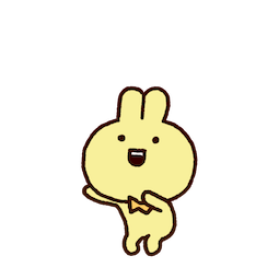 Annoying Rabbits Facebook sticker #24