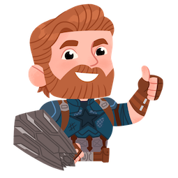 Avengers: Infinity War Facebook sticker #5