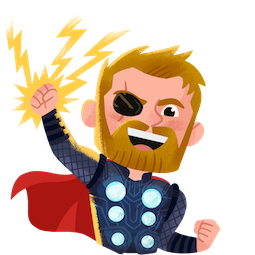 Avengers: Infinity War Facebook sticker #14