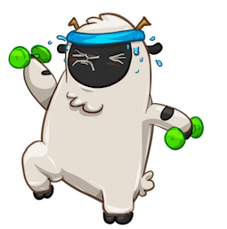 Facebook / Messenger Baach sticker #29