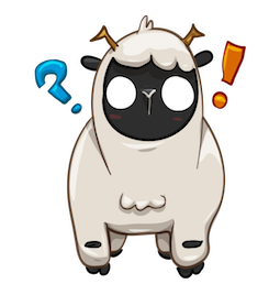 Facebook / Messenger Baach sticker #31