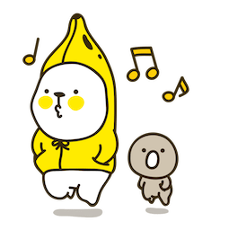 Bana y Nana Facebook sticker #9