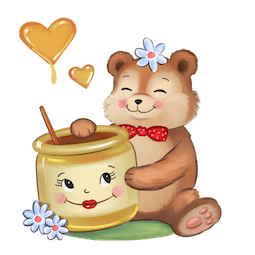 Be Mine Facebook sticker #6