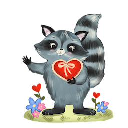 Be Mine Facebook sticker #11