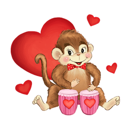 Be Mine Facebook sticker #12