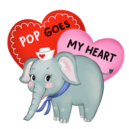 Be Mine Facebook sticker #15