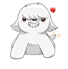 Beast Facebook sticker #7