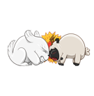 Beast Facebook sticker #19