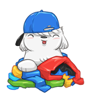 Beast Facebook sticker #30