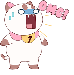 Facebook Bee & PuppyCat stickers