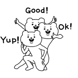 Betakkuma Facebook sticker #17