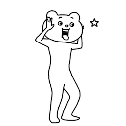 Betakkuma Facebook sticker #23